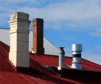 диаметр дымохода для твердотопливного котла