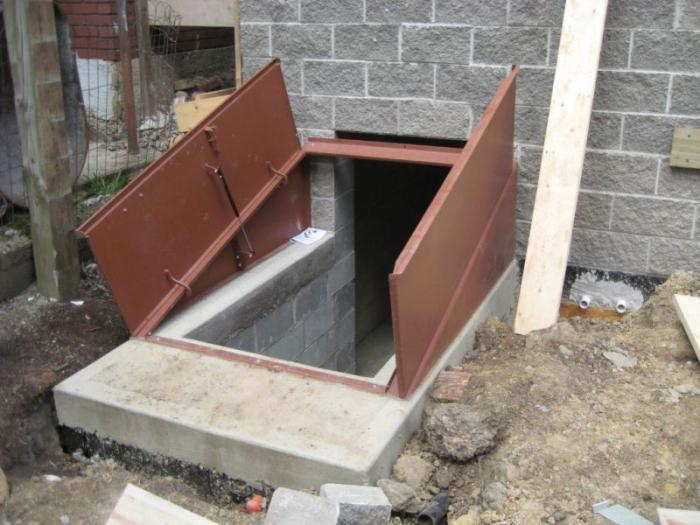 Как сделать вытяжку подвал в частном доме 837