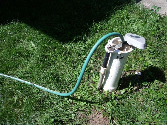 устройство скважины для воды в частном доме фото