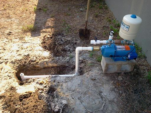 устройство скважины для воды в частном доме своими руками чертежи
