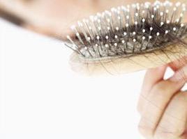 норма выпавших волос в день