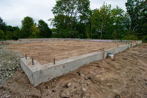 бетон для фундамента выбор марки бетона