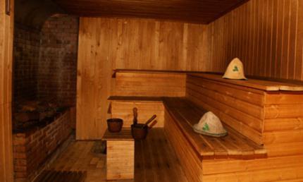 Размеры бани с комнатой отдыха