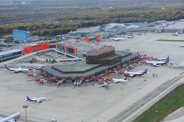 svo какой аэропорт