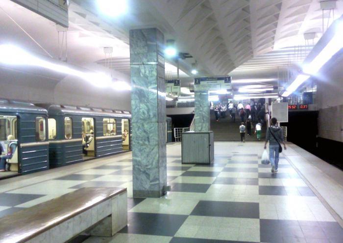 знакомства район метро братиславская