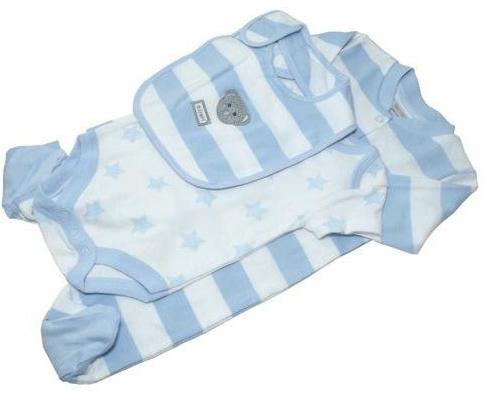 Сшитые носочки для новорожденных