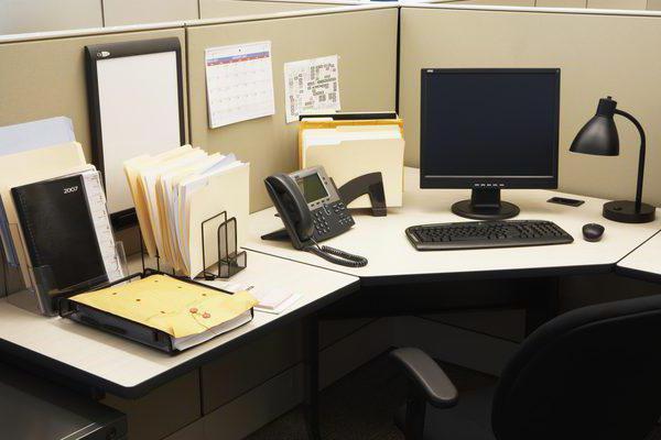 организация рабочего места столе