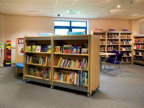 детям правила поведения в библиотеке
