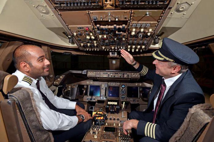 пилоты гражданской авиации в россии