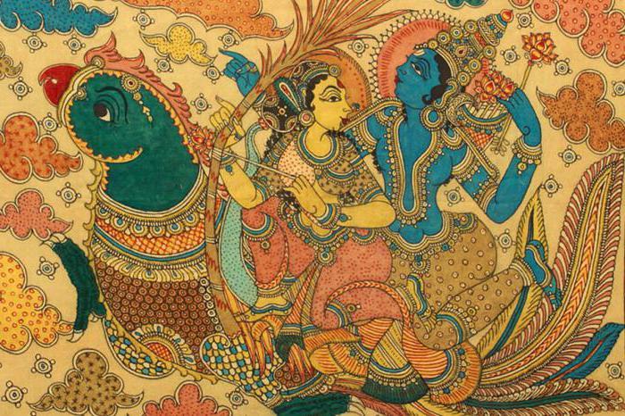 кама бог любви в индуизме
