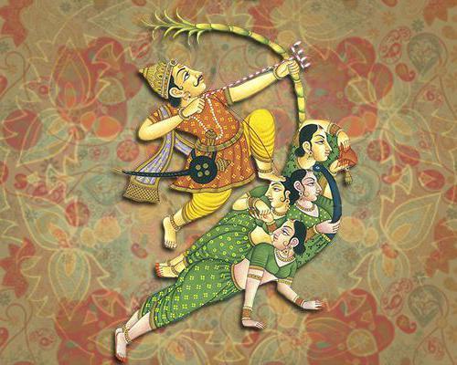 индуистский бог кама