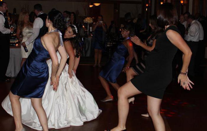 Подарок жениху от невесты танец с подружками