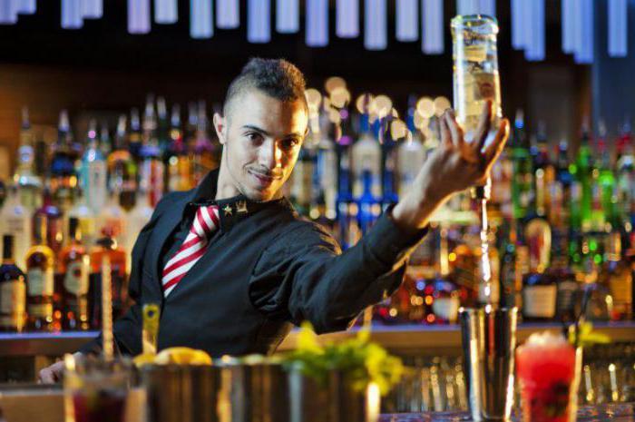 как стать хорошим барменом