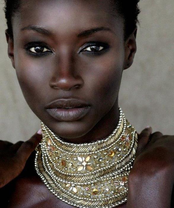Самые сексуальные африканские девушки