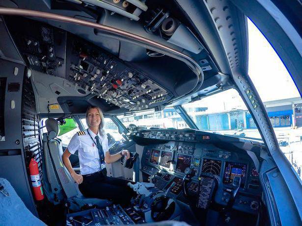 профессия летчика фото