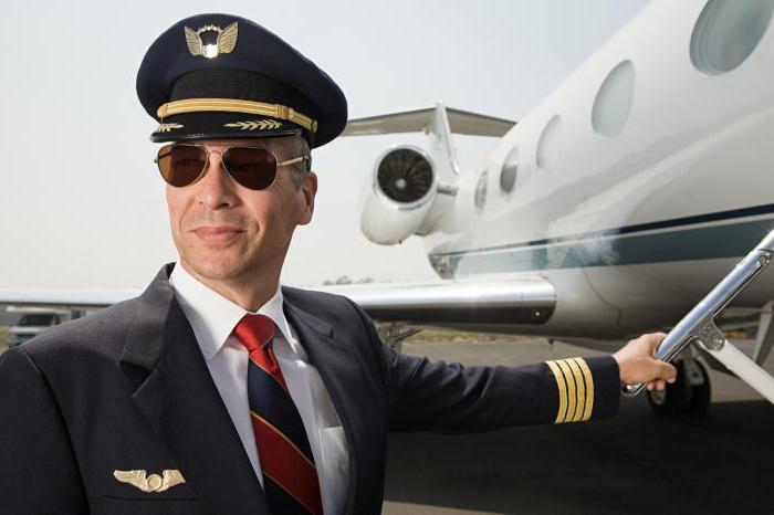профессия летчик