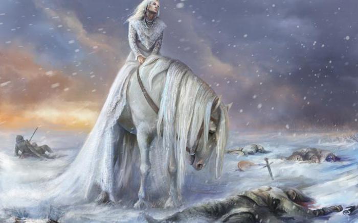 морена богиня смерти