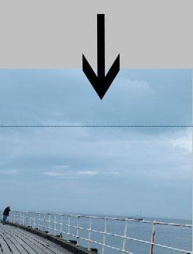как сделать направляющие в «Фотошопе»