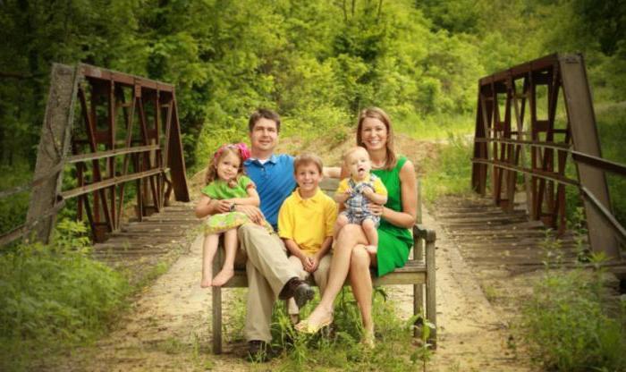 семейная фотосессия на природе идеи