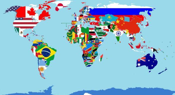 на каком материке расположена бразилия
