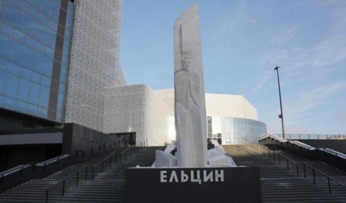 музей ельцина в екатеринбурге часы работы