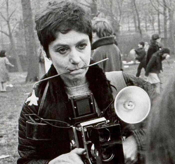 Фотограф Диана Арбус: биография и работы