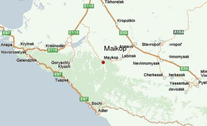 город майкоп