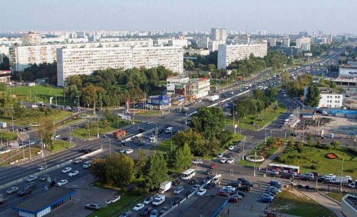 какой район москвы самый лучший для проживания