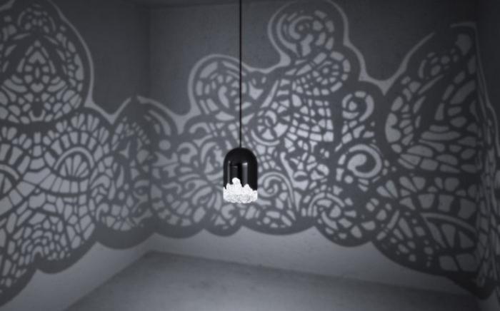 как создать рисунок на стене своими руками