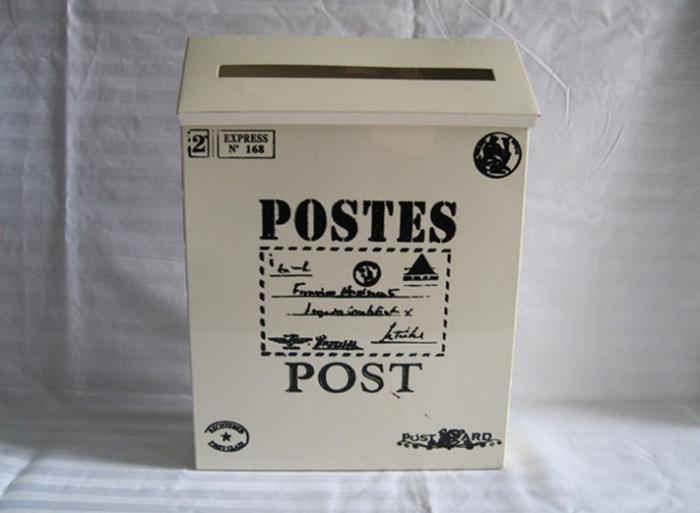 почтовый ящик уличный своими руками