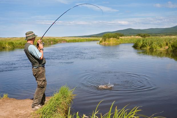 Рузское водохранилище рыбалка