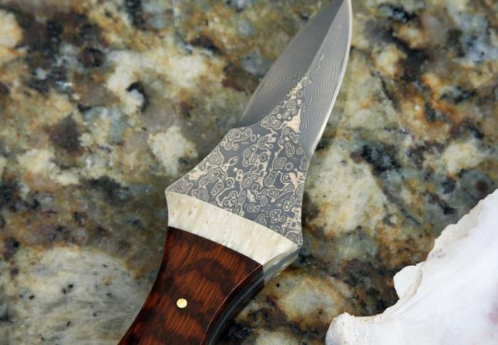 Фото саморобних ножів