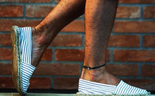 виды летней мужской обуви