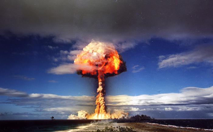 Классификация взрывов