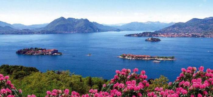 природа италии и греции