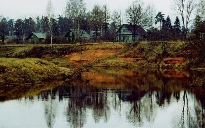 река сестра московская область