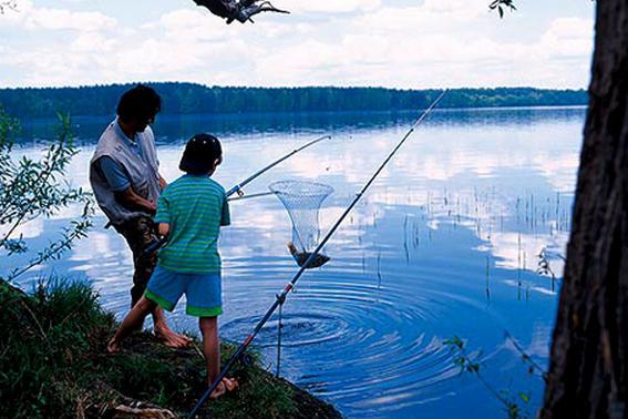 лучшие водоемы для рыбалки