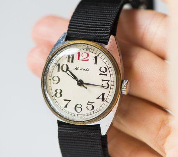 золотые часы российский производитель