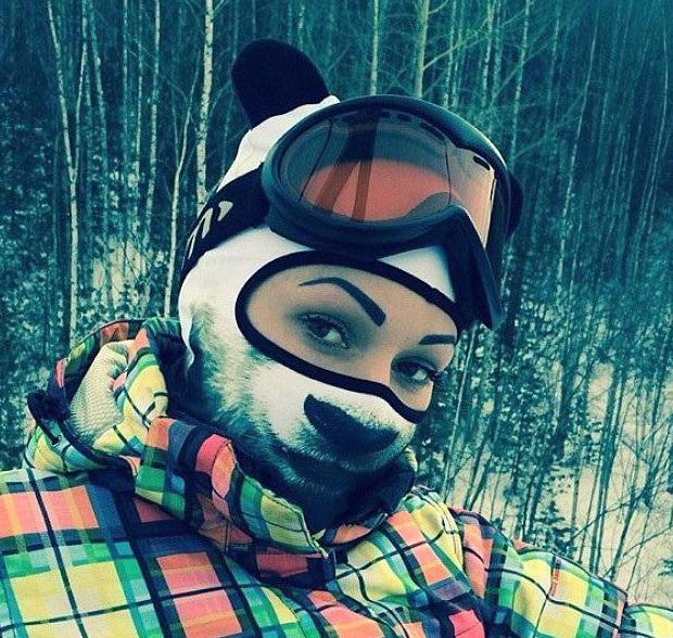 маска для бега