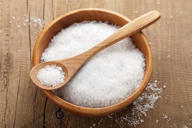 Соль: чистка солью, магия, заклинания, заговоры