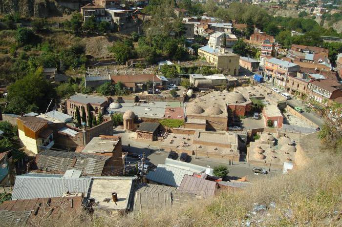 серные бани в тбилиси режим работы
