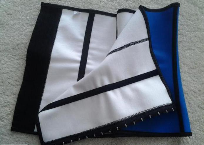 латексный корсет waist trainer отзывы