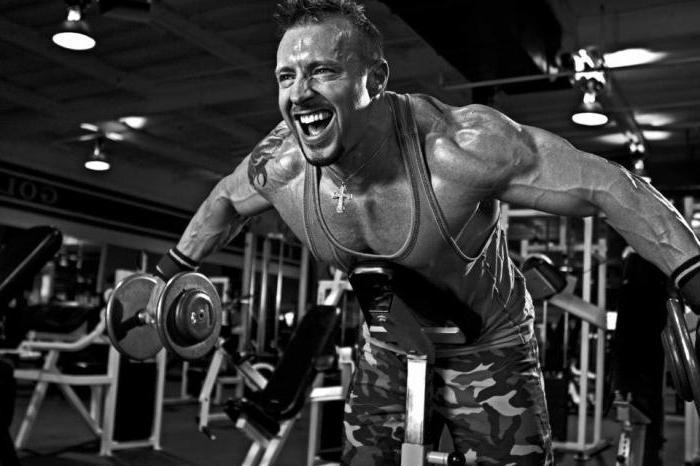 снижение веса в спортзале