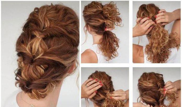 что можно заплести на короткие волосы