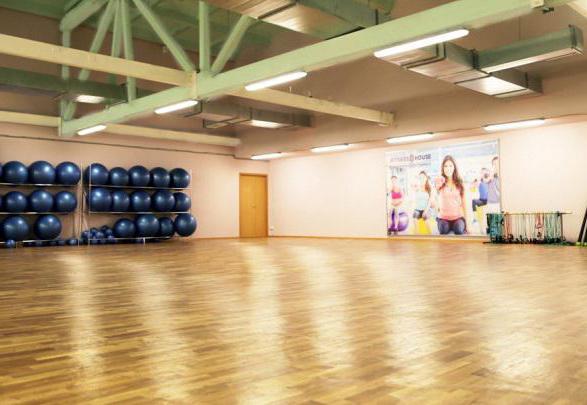 фитнес хаус отзывы клиентов санкт петербург