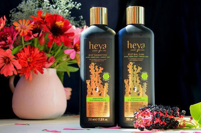 Отечественный шампунь Heya: отзывы