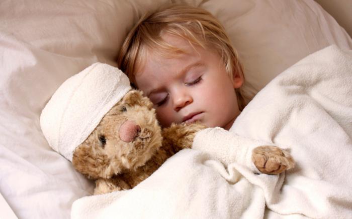 Быстро вылечить насморк ребенка 4 лет