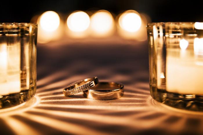 Свадебные мелочи - список для свадьбы и мастер-класс по 99