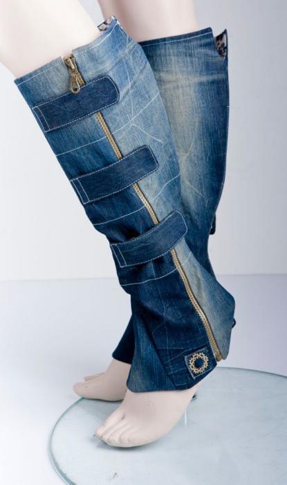 мастер класс покрывало из старых джинсовых вещей