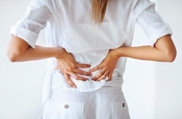 39 недель беременности сильно болит поясница